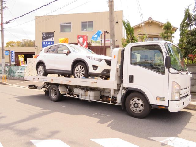◇自社積載車完備(ローダウン車対応)で大切なお車をご自宅までお届け☆急なトラブルや事故にも対応致します◇