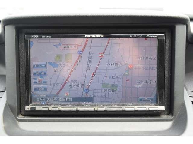Mファインスピリット HDDナビ Bカメラ ETC 18AW(2枚目)