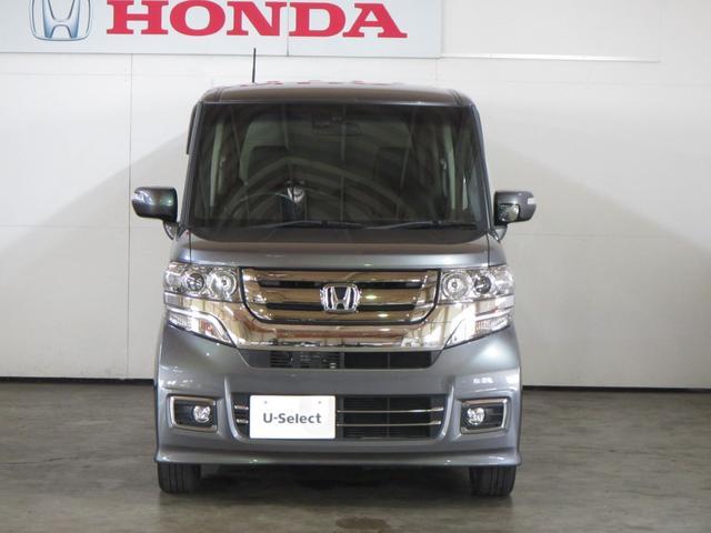 「ホンダ」「N-BOXカスタム」「コンパクトカー」「京都府」の中古車2