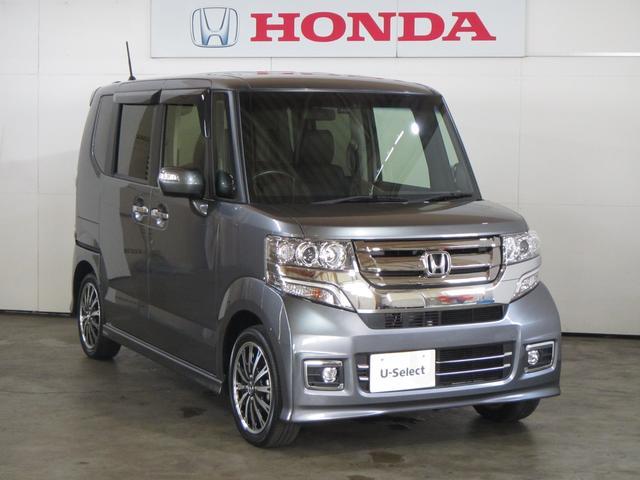 「ホンダ」「N-BOXカスタム」「コンパクトカー」「京都府」の中古車3