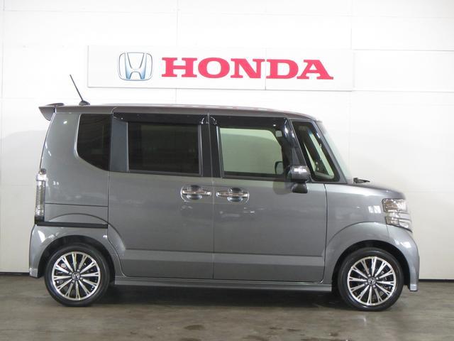 「ホンダ」「N-BOXカスタム」「コンパクトカー」「京都府」の中古車4
