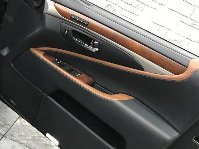 レクサス LS LS600h バージョンC Iパッケージ新品モデリスタエアロ