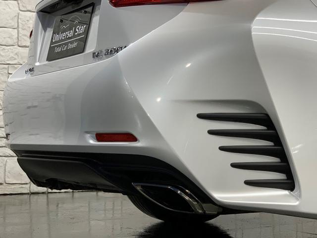 RC200tプリクラッシュ/黒革シート/LEDヘッド/禁煙車(12枚目)