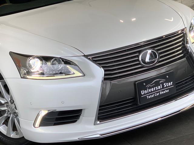 LS460新品モデリスタエアロ/新品シートカバー/ETC(8枚目)