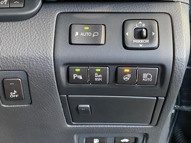LS600h バージョンC Iパッケージ新品モデリスタエアロ(16枚目)