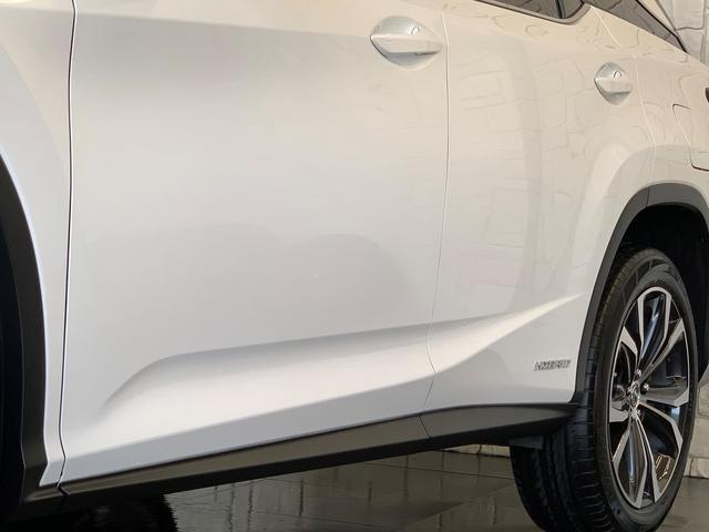 RX450hLロング新品Fスポーツ仕様/新品エアロ/マクレビ(37枚目)