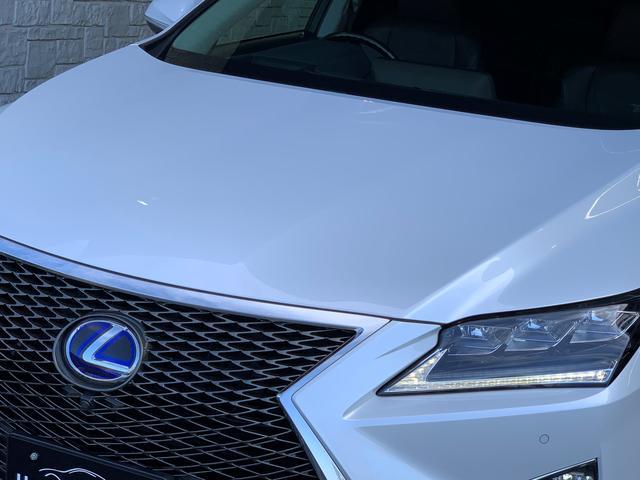 RX450hLロング新品Fスポーツ仕様/新品エアロ/マクレビ(45枚目)