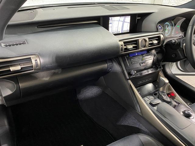 IS300h FスポーツTRDエアロ/新品BLK塗装済AW(66枚目)