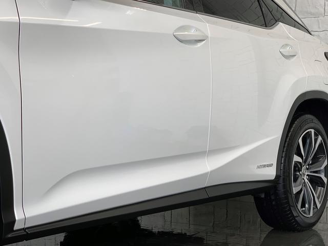 RX450h バージョンL新品Fスポーツ仕様/新品モデリスタ(38枚目)
