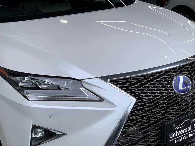 RX450h バージョンL新品Fスポーツ仕様/新品モデリスタ(44枚目)