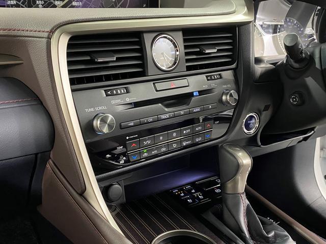 RX450h バージョンL新品Fスポーツ仕様/新品モデリスタ(69枚目)