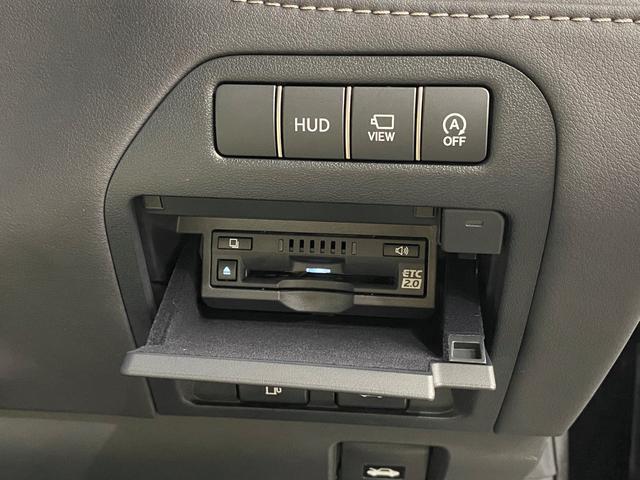 LS500 Fスポーツ レクサス新車保証継承可能 レクサスセーフティプラス 純正エンジンスターター 純正ドラレコ 本革シート 360度カメラ パワートランク AC100Vコンセント 3眼フルLEDヘッドライト ETC2.0(16枚目)