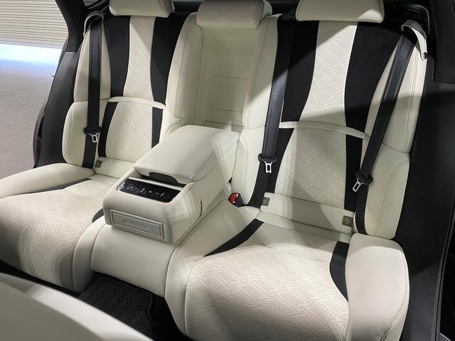 LS500 Fスポーツ レクサス新車保証継承可能 レクサスセーフティプラス 純正エンジンスターター 純正ドラレコ 本革シート 360度カメラ パワートランク AC100Vコンセント 3眼フルLEDヘッドライト ETC2.0(77枚目)
