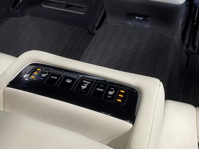 LS500 Fスポーツ レクサス新車保証継承可能 レクサスセーフティプラス 純正エンジンスターター 純正ドラレコ 本革シート 360度カメラ パワートランク AC100Vコンセント 3眼フルLEDヘッドライト ETC2.0(79枚目)