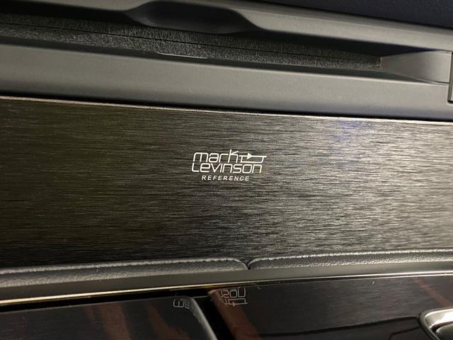 LS500h エグゼクティブ 正規品マンソリー22インチAW ロワリングKIT モデリスタFリップ TRDサイド リアスタイリングKIT TRDトランクスポイラー マークレビンソン Rエンターテイメント 360度カメラ ドラレコ(66枚目)