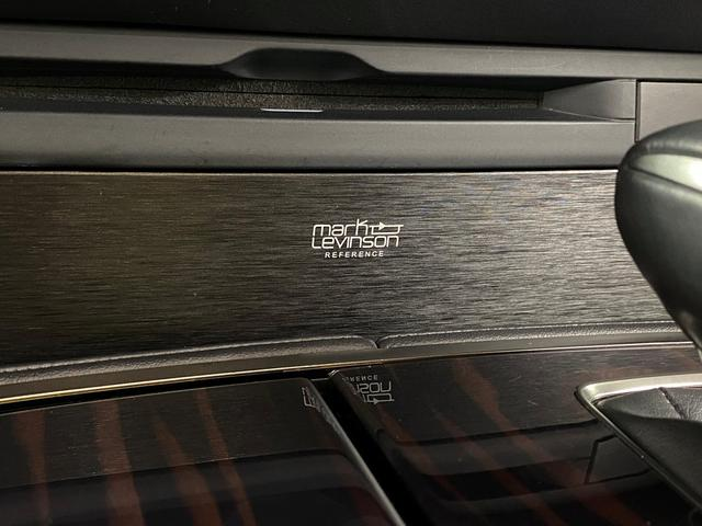 LS500 バージョンL レクサスセーフティプラス マークレビンソンサウンド デジタルインナーミラー セミアニリン黒本革 サンルーフ 360度パノラマカメラ AC100Vコンセント 電動サンブラインド パワートランク ETC(67枚目)