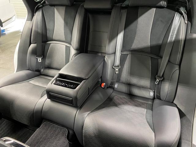 LS500 Fスポーツ レクサスセーフティプラス 寒冷地仕様 マークレビンソンサウンド デジタルインナーミラー 本革 サンルーフ 360度パノラマカメラ AC100Vコンセント 電動サンブラインド PWトランク ETC2.0(19枚目)