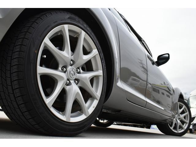 タイプE 後期型 メーカーオプションHDDナビ BOSEサウンド ブラックレザーシート シートヒーター パドルシフト 純正18インチAW(19枚目)