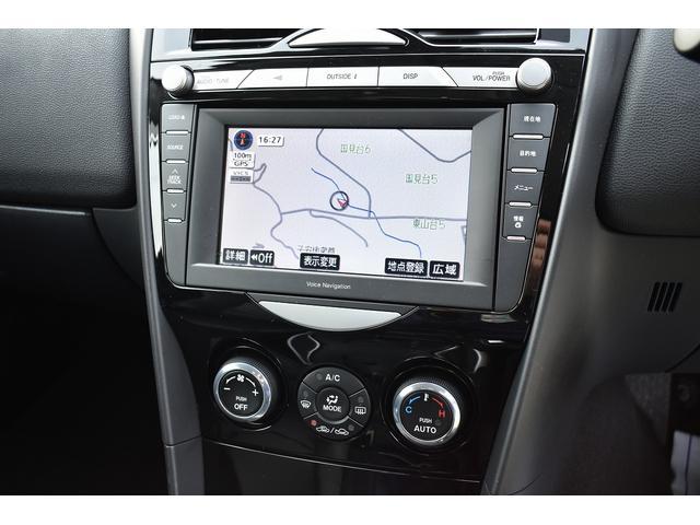 タイプE 後期型 メーカーオプションHDDナビ BOSEサウンド ブラックレザーシート シートヒーター パドルシフト 純正18インチAW(24枚目)
