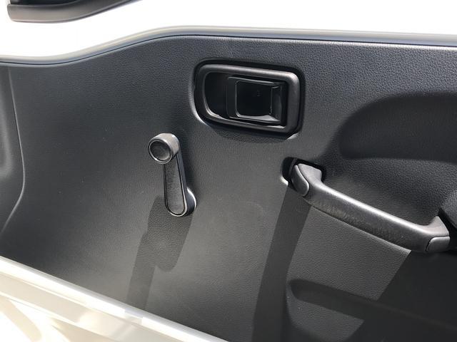 手回し式窓ハンドル