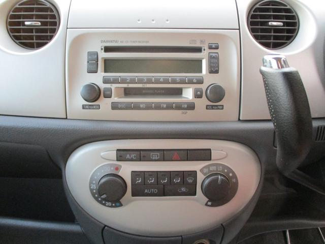 ダイハツ ムーヴラテ Xリミテッド 電動格納ウィンカーミラー 純正アルミ 純正CD
