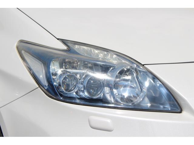 トヨタ プリウス Sツーリングセレクション LEDヘッドライト スマートキー