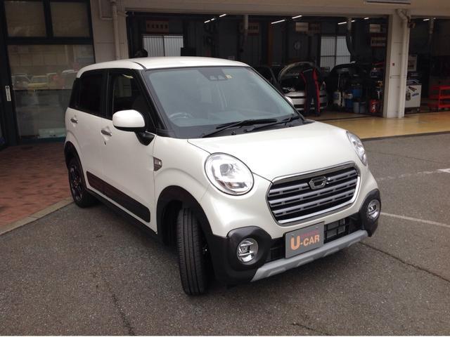 「ダイハツ」「キャスト」「コンパクトカー」「兵庫県」の中古車6