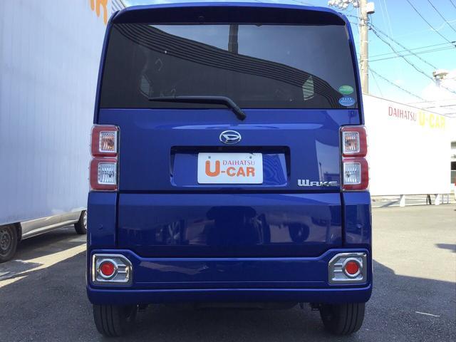 Gターボ レジャーエディションSAIII認定中古車 パワスラ(5枚目)