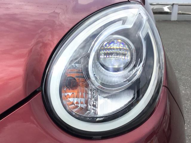モーダ S キーレス 一年保証 ナビTV バックカメラ ETC 黒ルーフ 衝突軽減ブレーキ スマートキー プッシュスタート LEDヘッドライト(4枚目)