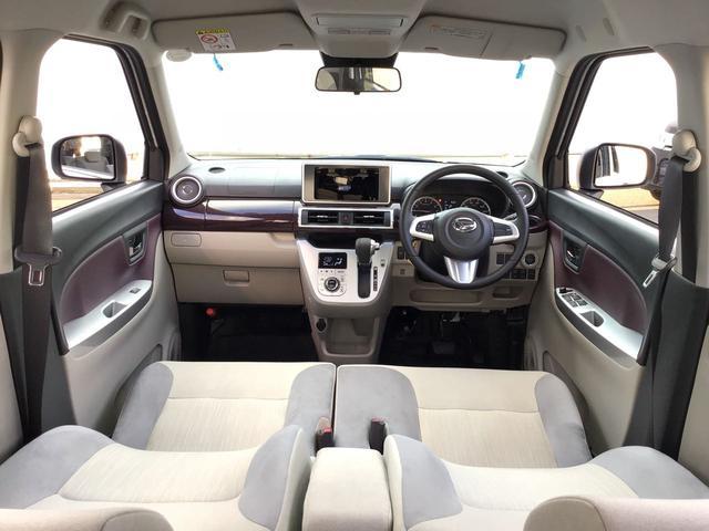 スタイルG ターボ VS SAIII キーレス 1年保証 ターボ シートヒータ スマアシ LEDヘッドライト スマートキー プッシュスタート ワンオーナー アイドリングストップ(13枚目)