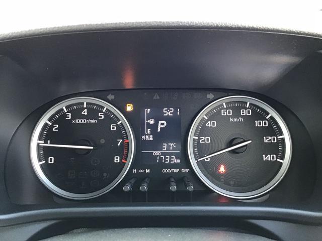 スタイルG ターボ VS SAIII キーレス 1年保証 ターボ シートヒータ スマアシ LEDヘッドライト スマートキー プッシュスタート ワンオーナー アイドリングストップ(15枚目)