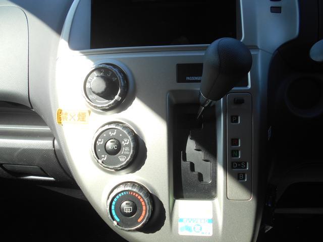 トヨタ ラクティス X キーレス ETC オーディオレス