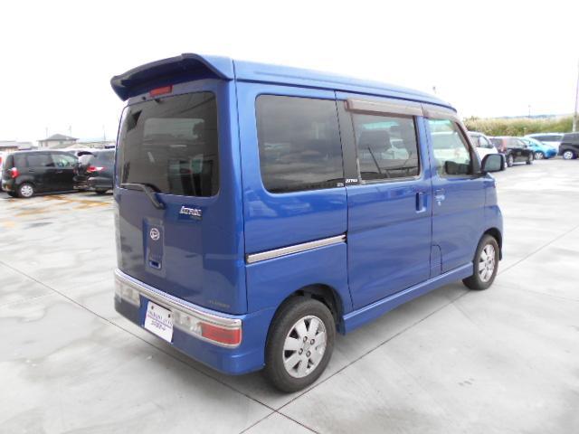 「ダイハツ」「アトレーワゴン」「コンパクトカー」「奈良県」の中古車5