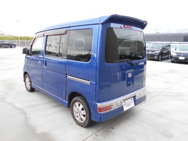 「ダイハツ」「アトレーワゴン」「コンパクトカー」「奈良県」の中古車7