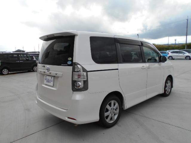 「トヨタ」「ヴォクシー」「ミニバン・ワンボックス」「奈良県」の中古車5