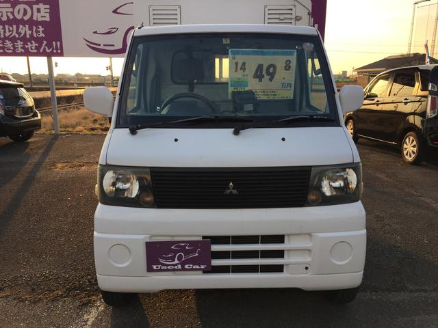 三菱 ミニキャブトラック 移動販売車