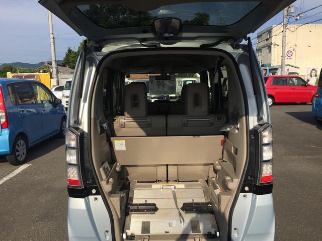 ホンダ N-BOX+ G・Lパッケージ 車椅子スロープ付き