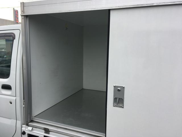 ベースグレード 保冷車(17枚目)