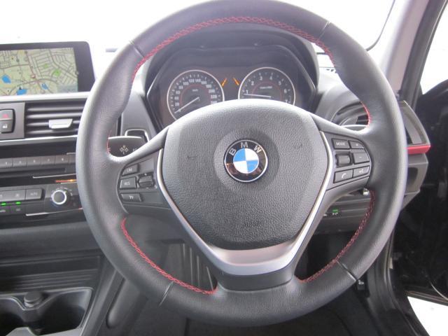 BMW BMW 118i スポーツ 純正HDDナビ