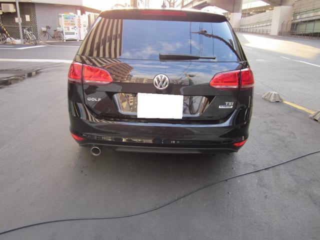 フォルクスワーゲン VW ゴルフヴァリアント TSIコンフォートライン9.2型ナビ・フルセグTV・Bカメラ