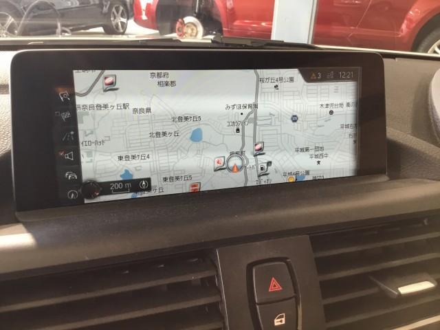 118d Mスポーツ・追突回避軽減車・ナビ・バックカメラ(10枚目)