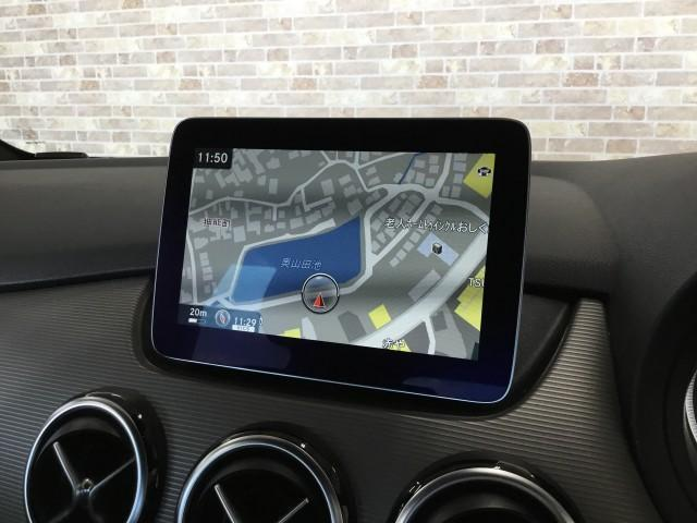 B180 セーフティPKG・アダクティブクルーズコンロール・ブラインドスポット・車線逸脱警告車・ナビ・フルセグTV・Bluetooth・DVD再生・CD・USB・ETC・バックカメラ・パドルシフト(10枚目)