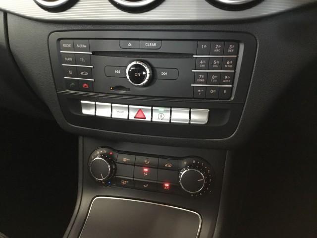 B180 セーフティPKG・アダクティブクルーズコンロール・ブラインドスポット・車線逸脱警告車・ナビ・フルセグTV・Bluetooth・DVD再生・CD・USB・ETC・バックカメラ・パドルシフト(12枚目)