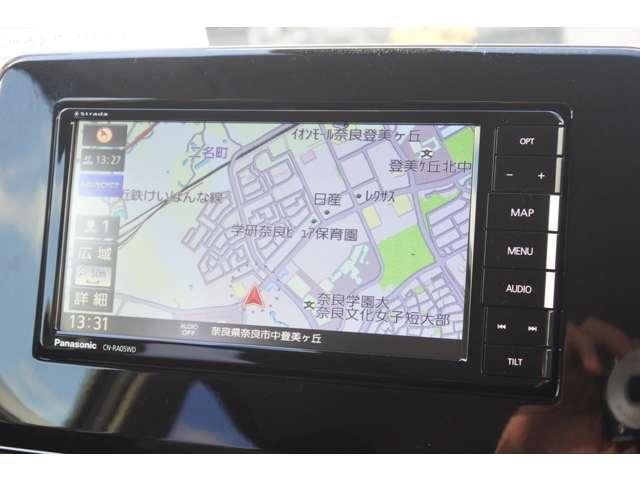S 届出済み未使用車 ナビ フルセグTV スペアキー(6枚目)
