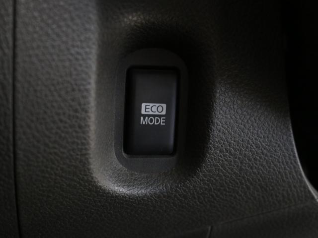 ECOスイッチで燃費も低燃費★