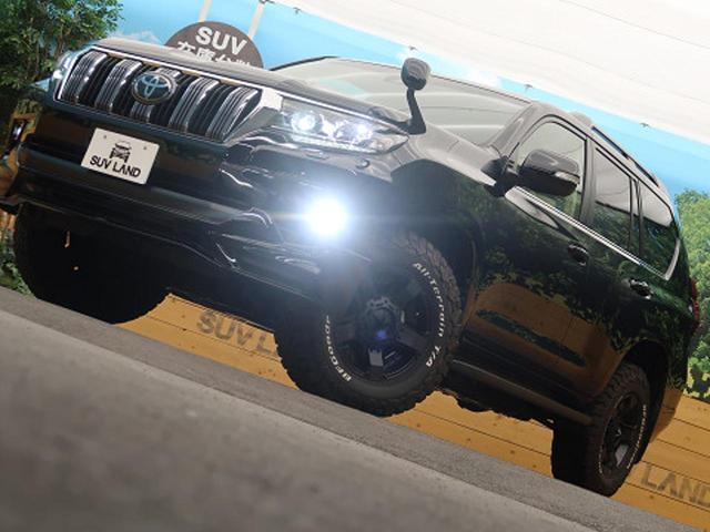 「トヨタ」「ランドクルーザープラド」「SUV・クロカン」「大阪府」の中古車17