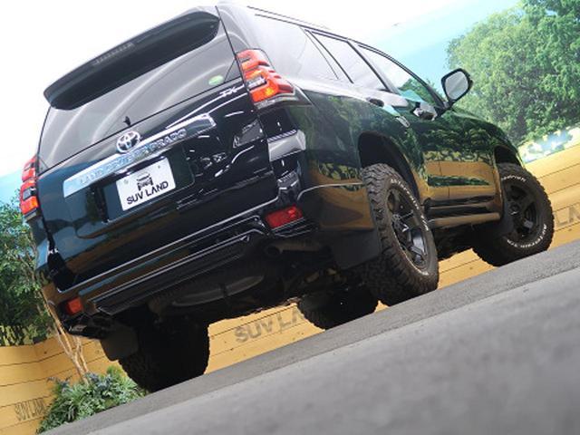 「トヨタ」「ランドクルーザープラド」「SUV・クロカン」「大阪府」の中古車19