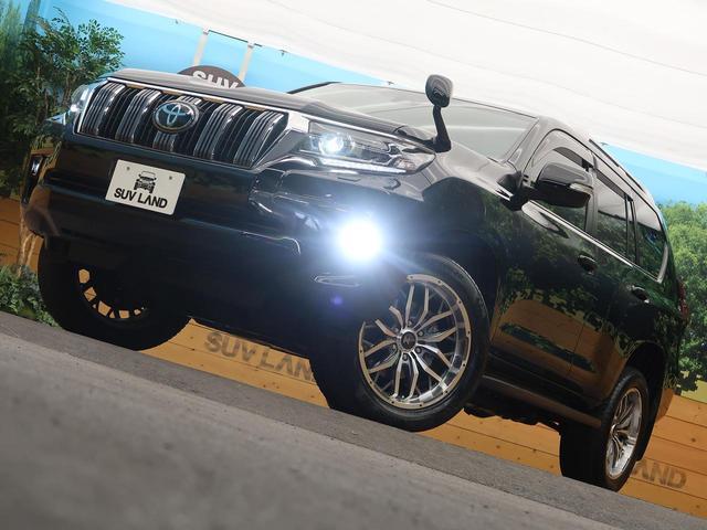 「トヨタ」「ランドクルーザープラド」「SUV・クロカン」「大阪府」の中古車18