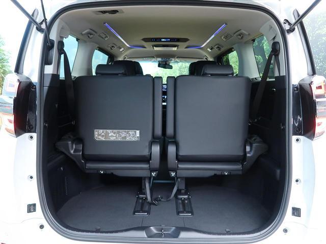 2.5Z Gエディション BIGX9型ナビ 10型後席モニター 黒革シート バックカメラ 禁煙 両側電動ドア 電動リアドア コーナーセンサー 衝突軽減システム レーダークルーズ LEDヘッド フルセグ(35枚目)