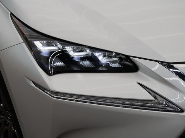 NX200t Iパッケージ メーカーナビ 禁煙車 ワンオーナー クルーズコントロール 三眼LEDヘッドライト 黒革シート 前席パワーシート 前席シートヒーター ビルトインETC バックカメラ サイドカメラ ブルーレイ再生可(8枚目)